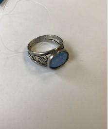 Кольцо опал - Израиль 4
